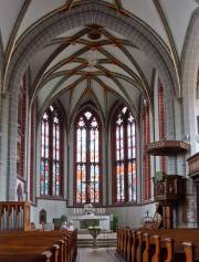 Church of Meiningen