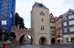 Eisenach, old gate